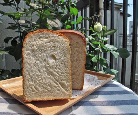 湯ごねパン 3