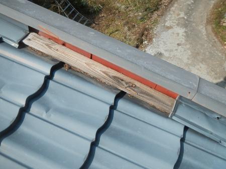 屋根の上 (3)