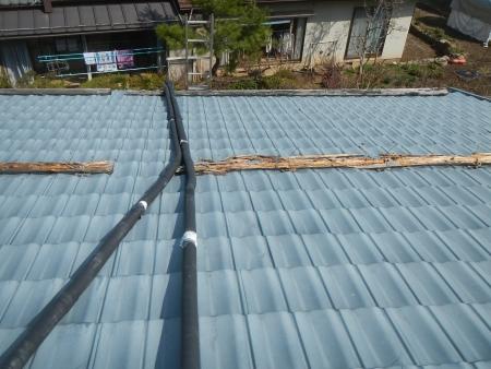 屋根の上 (1)