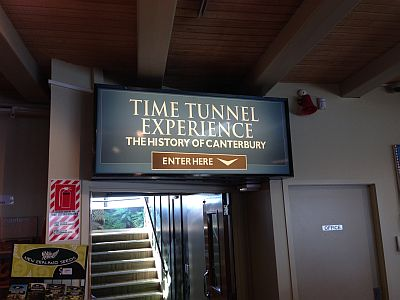 gondola time tunnel1