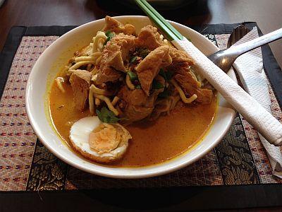 クライストチャーチ タイ料理5 semas thai cuisine