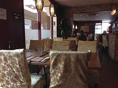 クライストチャーチ タイ料理2 semas thai cuisine
