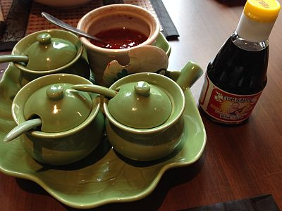 クライストチャーチ タイ料理 3semas thai cuisine