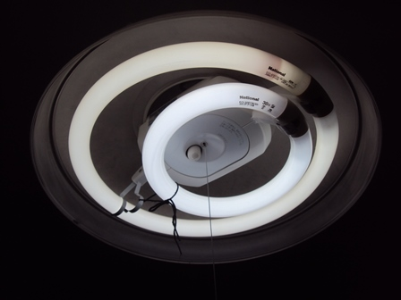 我が家の蛍光灯