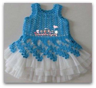 201403014 中国人の作品 こども用ドレス