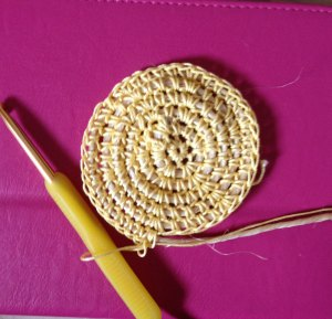 20140401 農業用麻紐とダイソーレース糸