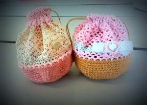 20140704 Lace&Knit 幅広トーションレース