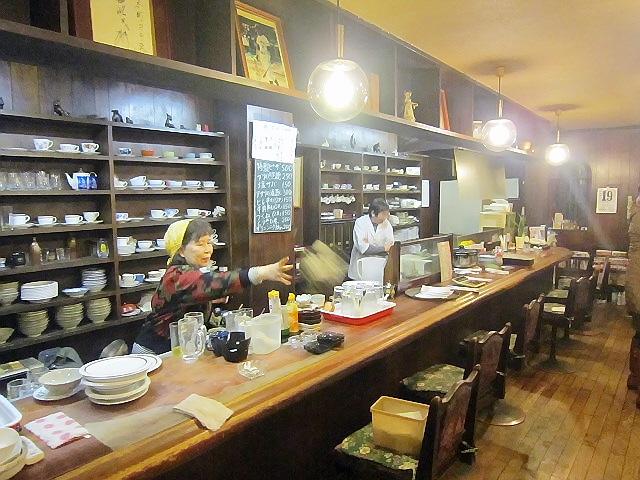 2014.2.19 『神戸下町くもの会』の6/22姫路下町ツアー打合せ@本町珈琲館。