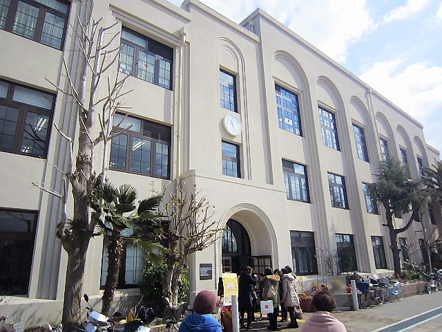 2014.2.23 ふれまちフェスティバル@二葉小学校ヽ(^o^)丿