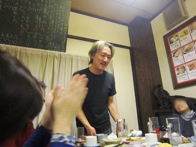 2014.3.15 高校の同窓会@『かん八』兵庫駅前♪