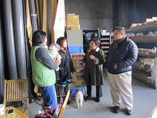 2014.3.16 空き地カフェ@兵庫区駅前通 第3日曜日開催(^^♪