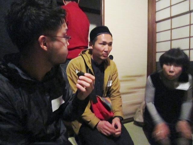 2014.3.22 駒ヶ林の角野邸OPEN!project VOL.2打ち上げ編