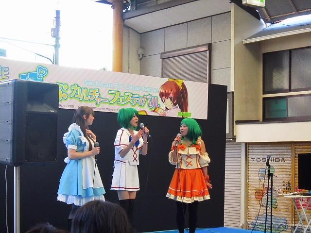 2014.3.22~23 なんとなく毎年行っている『新長田ぽっぷカルチャーフェス』(^^♪