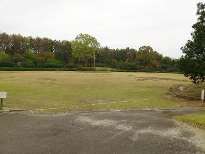 201404満濃池森林公園芝生