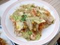 リンガーハットの長崎皿うどん140817