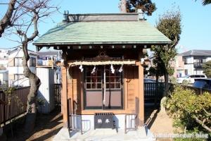 川岸稲荷神社(江戸川区一之江)6
