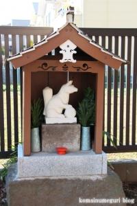川岸稲荷神社(江戸川区一之江)7