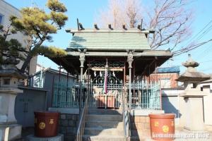 白髭神社(江戸川区一之江)4