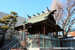 白髭神社(江戸川区一之江)5