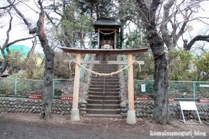 浅間神社( 立川市富士見町)2