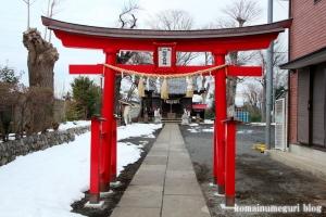 稲荷神社(昭島市郷地町)4