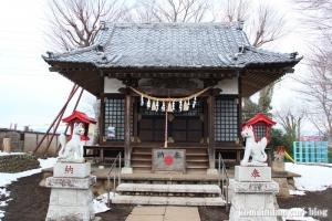 稲荷神社(昭島市郷地町)12