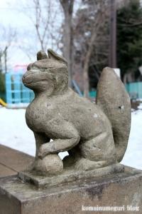 稲荷神社(昭島市郷地町)10