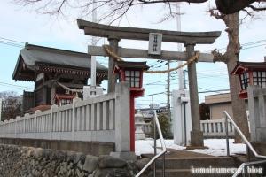 日枝神社(昭島市中神町)1