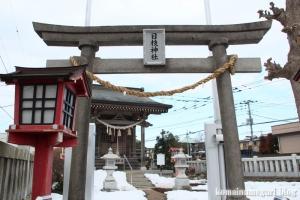 日枝神社(昭島市中神町)2