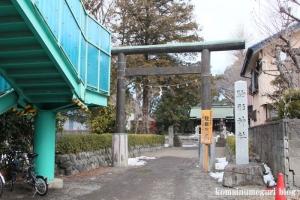 駒形神社(昭島市大神町)1