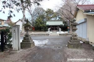 駒形神社(昭島市大神町)4