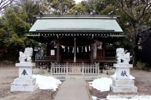 駒形神社(昭島市大神町)5