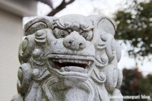 駒形神社(昭島市大神町)9