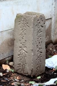 駒形神社(昭島市大神町)14