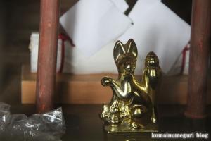 稲荷神社(昭島市田中町)3