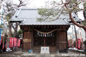 田中稲荷神社(昭島市田中町)5