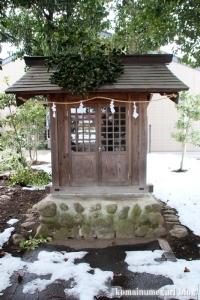 稲荷神社(昭島市田中町)2
