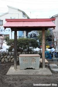 田中稲荷神社(昭島市田中町)4