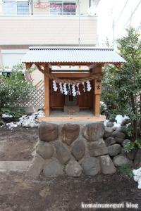 田中稲荷神社(昭島市田中町)10