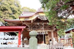 日吉神社(昭島市拝島町)15