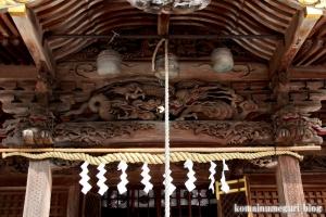 日吉神社(昭島市拝島町)17
