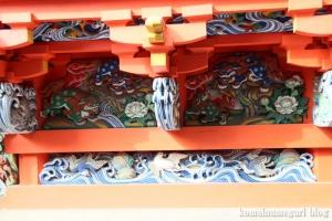 日吉神社(昭島市拝島町)22