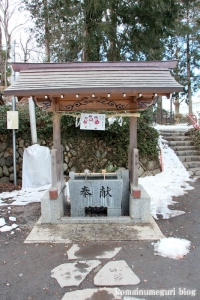 日吉神社(昭島市拝島町)9