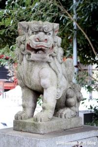 日吉神社(昭島市拝島町)7