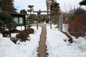 神明神社(昭島市拝島町)1