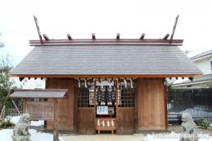 神明神社(昭島市拝島町)8