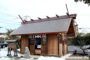 神明神社(昭島市拝島町)9