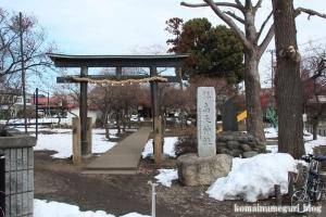 拝島天神社(昭島市拝島町)1