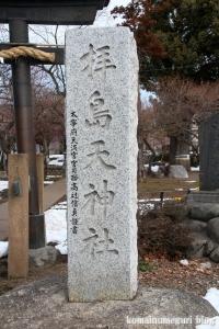 拝島天神社(昭島市拝島町)2