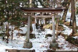 久保熊野神社(あきる野市小川)4